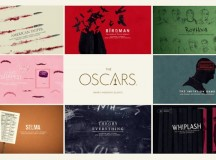 Best Picture Oscar Nomination Title Sequence – 2015