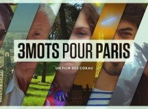 3 Mots Pour Paris / 3 Words For Paris