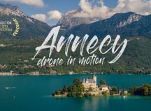 Annecy – Drone in Motion